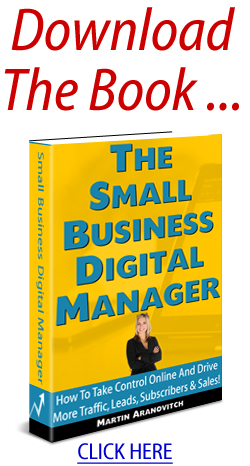 The Small Business Digital Manager: How To Help Small Businesses Get More Traffic, Leads, Subscribers & Sales Online!